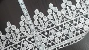 Polyester 8 Cm Dantel